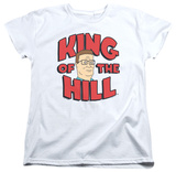 Womens: King Of The Hill - Logo T-Shirt