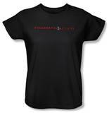 Womens: Paranormal Activity 3 - Logo Shirts