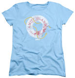 Womens: Jaws - Life Preserver T-shirts