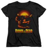 Womens: Dawn Of The Dead - Dawn Collage Shirts