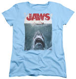 Womens: Jaws - Title T-Shirt