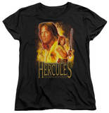 Womens: Hercules - On Fire T-shirts
