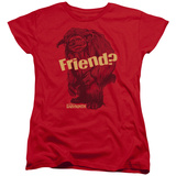 Womens: Labyrinth - Ludo Friend T-Shirt