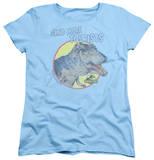 Womens: Jurassic Park - More Tourist T-shirts