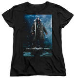 Womens: Dark Knight Rises - Bane Poster Shirts