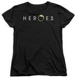 Womens: Heroes - Logo T-Shirt