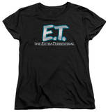 Womens: E.T. - Logo Shirts