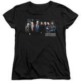 Womens: Law & Order: SVU - Cast T-shirts