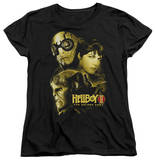 Womens: Hellboy II - Ungodly Creatures T-shirts