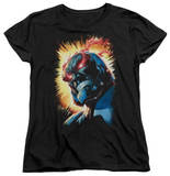 Womens: Justice League - Darkseid Is Shirt