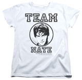 Womens: Gossip Girl - Team Nate Shirts
