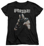 Womens: Dark Knight Rises - Rise T-shirts