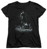 Womens: Dark Knight Rises - Bane Poster Shirt