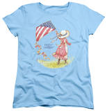 Womens: Holly Hobbie - Americana T-shirts