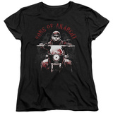 Womens: Sons Of Anarchy - Acronym T-shirts