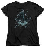 Womens: Dark Knight Rises - Break Through T-shirts