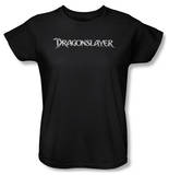 Womens: Dragonslayer - Logo Shirt