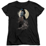 Womens: Justice League - Zatanna Illusion Shirt