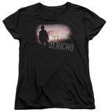 Womens: Jericho - Mushroom Cloud T-Shirt