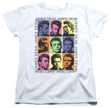 Womens: James Dean - James Color Block T-Shirt