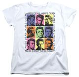Womens: James Dean - James Color Block T-Shirt