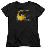 Womens: Heroes - Hiro Vs Dino T-shirts