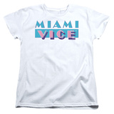 Womens: Miami Vice - Logo Shirts