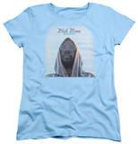 Womens: Isaac Hayes - Black Moses T-Shirt