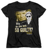 Womens: CSI Miami - So Guilty T-Shirt