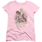 Womens: Punky Brewster - PB Distressed T-shirts