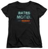 Womens: Psycho - Bates Motel Distressed T-Shirt