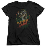 Womens: Jurassic Park - Clever Girl T-shirts