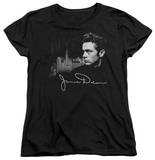 Womens: James Dean - City Life T-Shirt