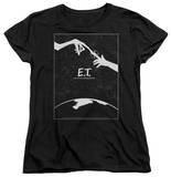 Womens: E.T. - Simple Poster Shirts