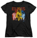 Womens: Elvis Presley - Vegas Remembered T-Shirt