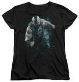Womens: Dark Knight Rises - Bane Rain T-shirts