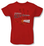 Womens: Invasion of the Body Snatchers - Retro Poster T-shirts