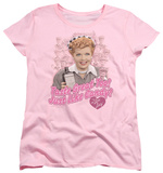 Womens: I Love Lucy - Tastes Like Candy T-Shirt