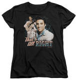 Womens: Elvis Presley - That's All Right Shirts