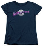 Womens: Galaxy Quest - Logo T-shirts
