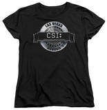 Womens: CSI - Rendered Logo Shirt