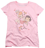 Womens: I Love Lucy - Rumba Dance T-Shirt
