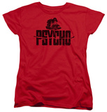 Womens: Psycho - House On The Hill Shirt