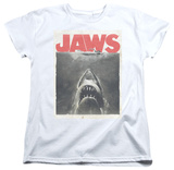 Womens: Jaws - Classic Fear Shirt