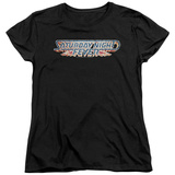 Womens: Saturday Night Fever - Logo T-Shirt