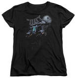 Womens: Dark Knight Rises - Patrol The Skies T-shirts