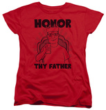 Womens: King Of The Hill - Honor T-shirts