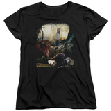 Womens: Labyrinth - Sarah & Ludo T-shirts
