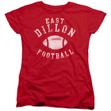 Womens: Friday Night Lights - East Dillon Football T-Shirt