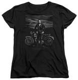 Womens: James Dean - Rebel Rider T-Shirt
